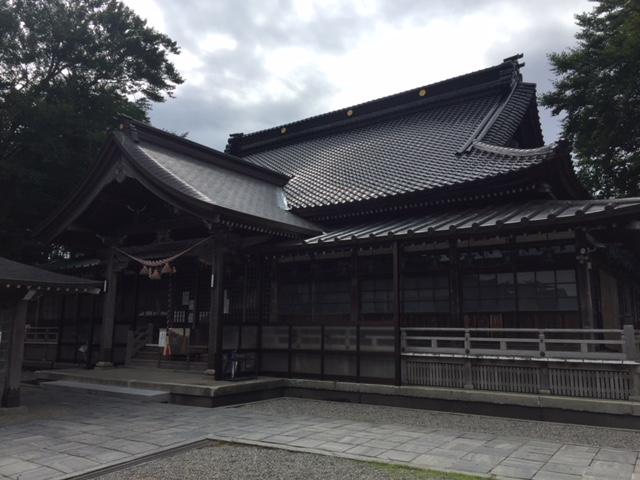 倶利伽羅不動寺の本堂